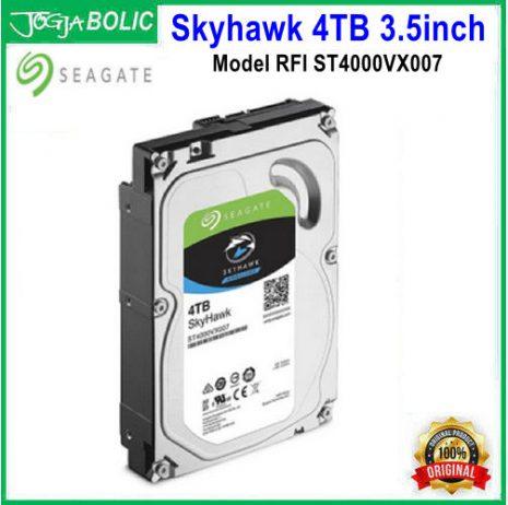 Seagate Skyhawk RFI ST4000VX007 a