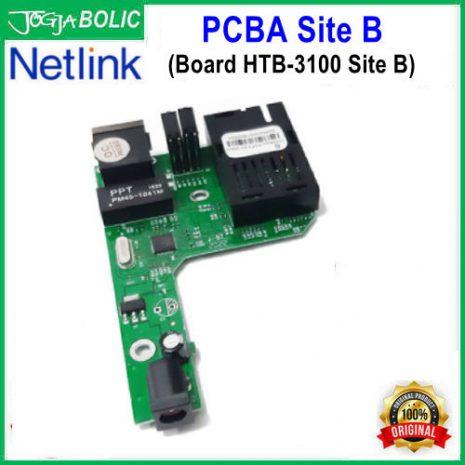 Netlink PCBA Site B for HTB-3100 a