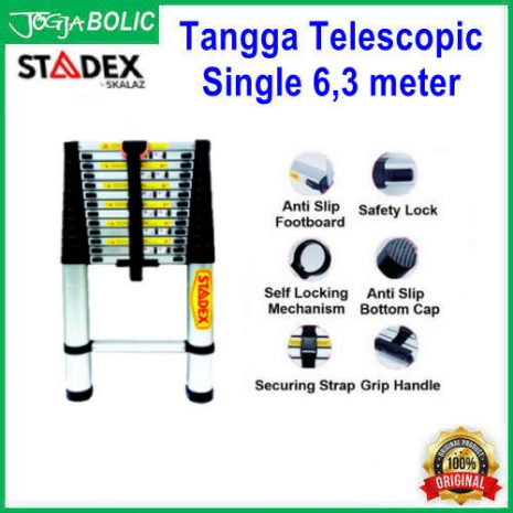 Stadex Tangga Telescope Single 6,3mtr a