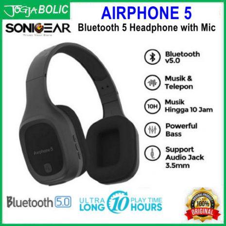 SonicGear Airphone 5 a