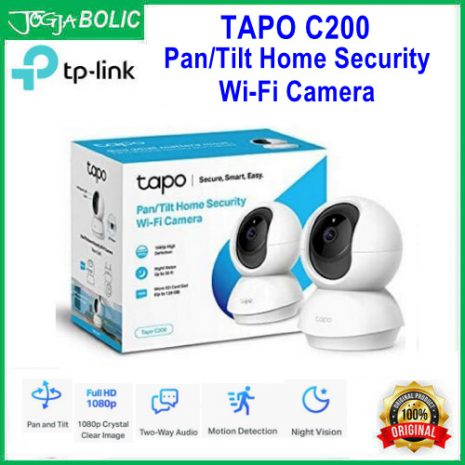 TP-Link Tapo C200 a