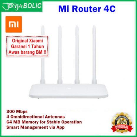 Mi Router 4C a
