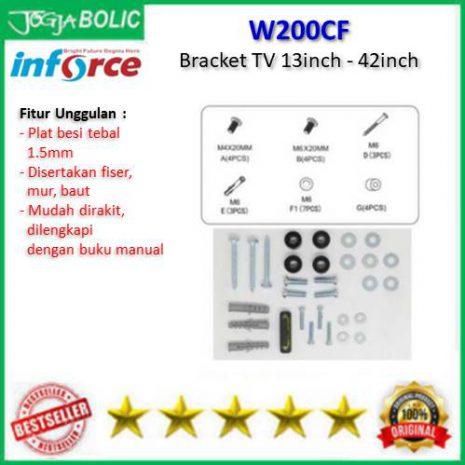 Inforce W200CF c