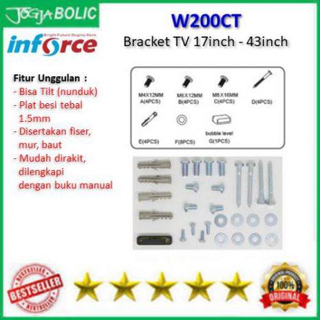 Inforce W200CT c