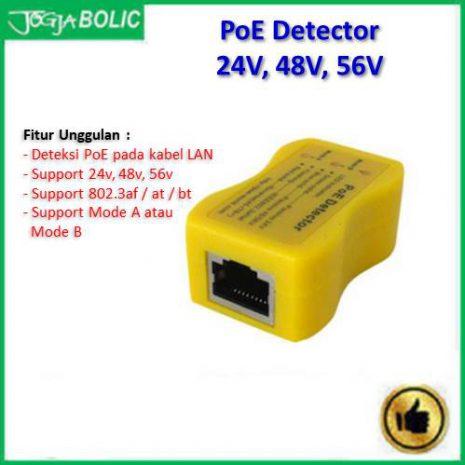 PoE Detector 24,48,56V a