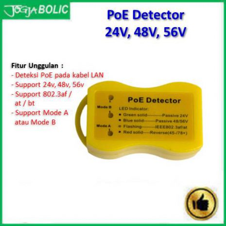 PoE Detector 24,48,56V b