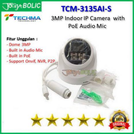 Techma TCM-3135AI-S a