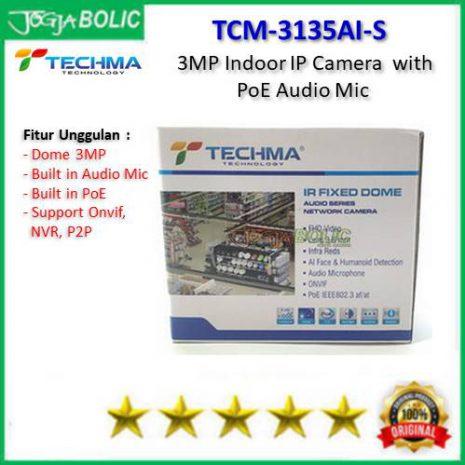 Techma TCM-3135AI-S b
