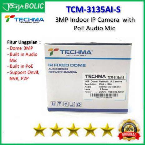 Techma TCM-3135AI-S c