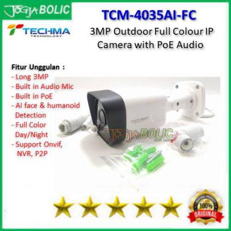 Techma TCM-4035AI-FC a