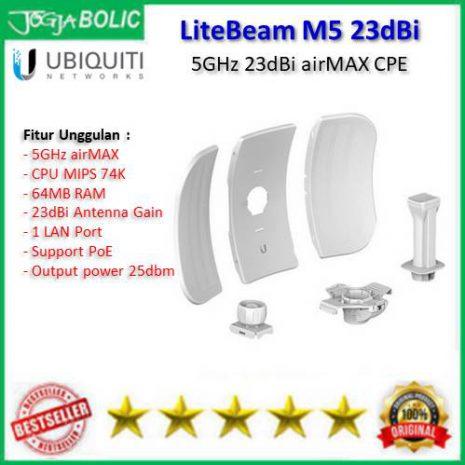 Ubiquiti LiteBeam M5 23dBi b