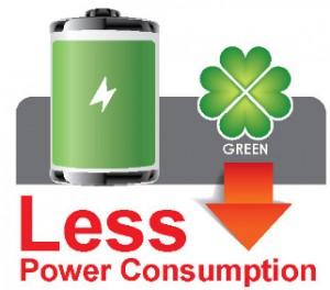 Edimax EU-4208 Low Power Consumption