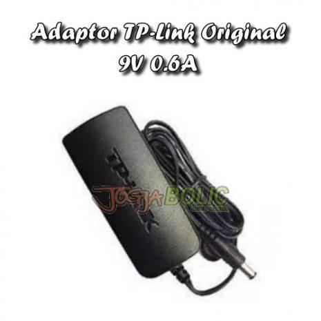 Adaptor TP-Link 9V 0,6A Original 01