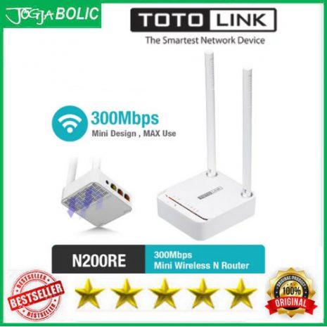 Totolink N200RE 5star 01