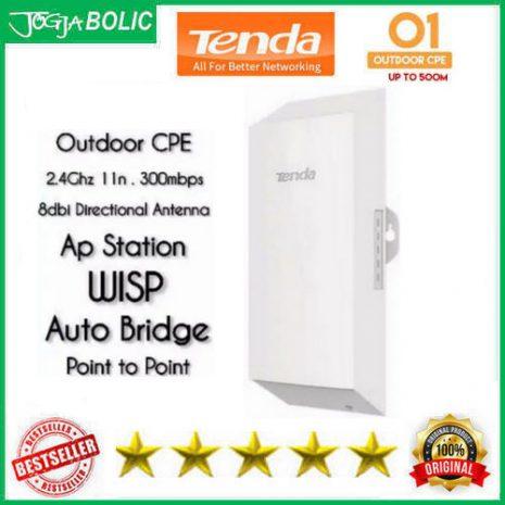 Tenda O1 5star 01