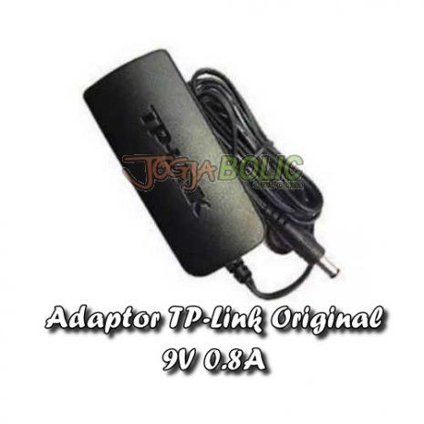 Adaptor TP-Link 9V 0,8A Original 01