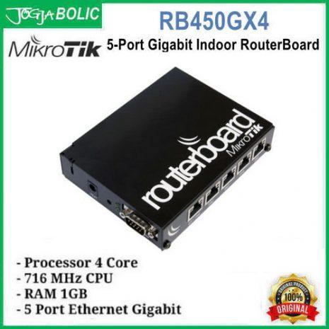MikroTik RB450GX4 b
