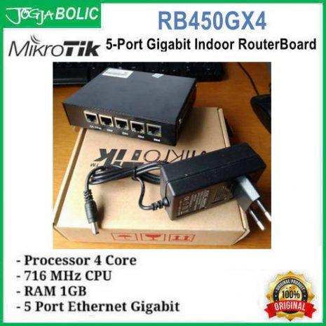MikroTik RB450GX4 c