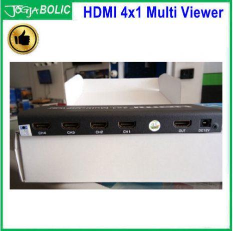 HDMI 4×1 Multi Viewer c