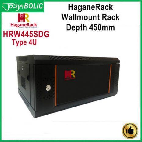 HaganeRack HRW445SDG b