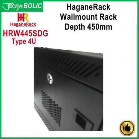 HaganeRack HRW445SDG d