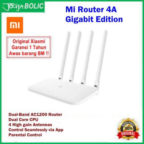 Mi Router 4A a