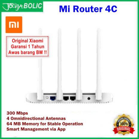 Mi Router 4C b